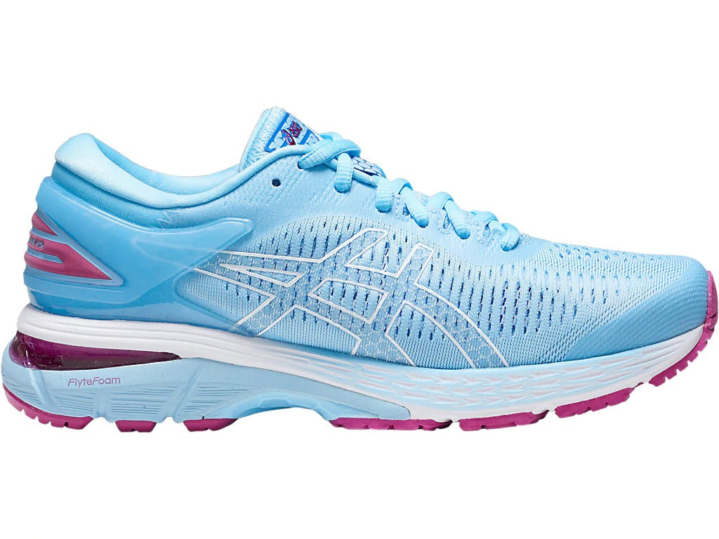 ASICS Gel Kayano 25 - Skylight/Illusion Blue