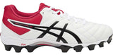 ASICS Gel Lethal 18 - White/Black/Vermillion