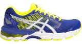 ASICS Gel Nimbus 18 - Asics Blue/White/Flash Yellow