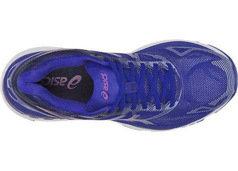 newest d8850 4f631 Just Sport | ASICS Gel Nimbus 19 - Blue Purple/Violet/Airy Blue