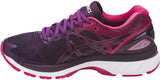 ASICS Gel Nimbus 19 - Black/Cosmo Pink/Winter Bloom