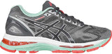 ASICS Gel Nimbus 19 (D) - Carbon/White/Flash Coral