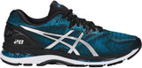 ASICS Gel Nimbus 20 - Island Blue/White/Black