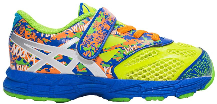 competitive price c2700 60e45 ASICS Gel Noosa Tri 10 TS - Flash Yellow/Lightning/Blue