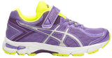 ASICS GT 1000 4 PS - Iris/Silver/Flash Yellow