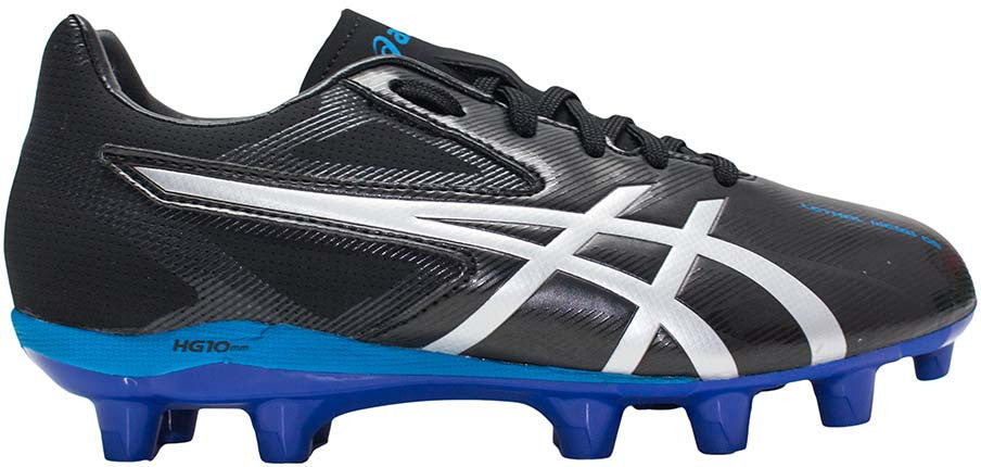 ASICS Lethal Webb GS - Black/Silver/Blue