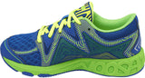 ASICS Gel Noosa GS - Imperial/Green Gecko/Safety Yellow