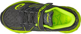 ASICS Gel Noosa PS - Black/Safety Yellow/Green Gecko