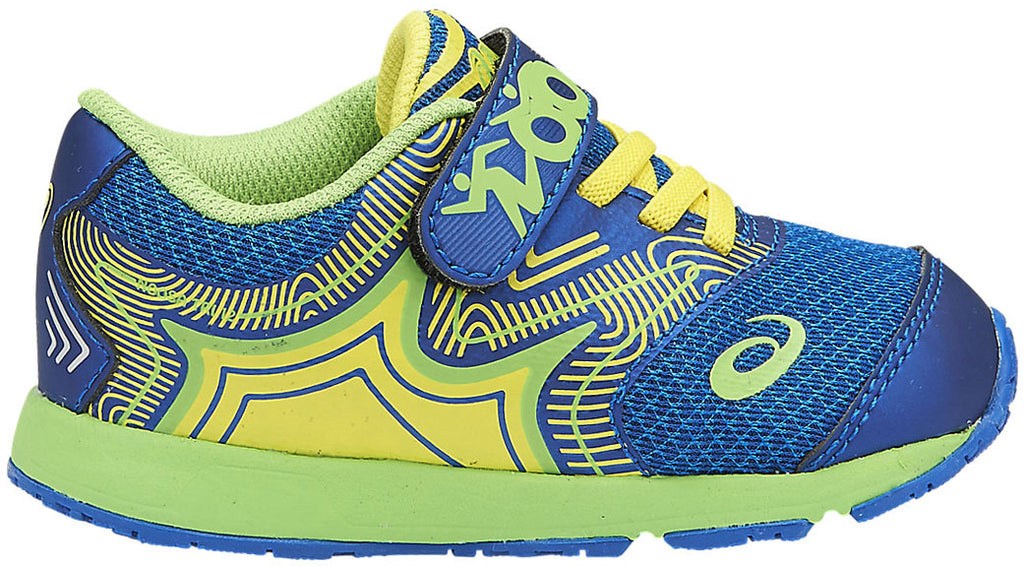 ASICS Gel Noosa TS - Imperial/Green Gecko/Safety Yellow