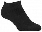 ASICS Pace Socks Low Kids - Black