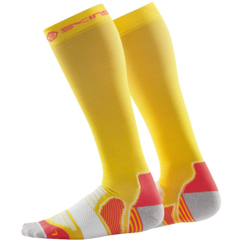 Skins Essential Compression Socks - Limoncello/Pomelo