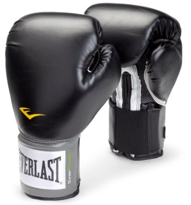 Everlast Pro Style Training Glove - Black