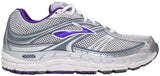 Brooks Addiction 10 - Acai/White/Silver