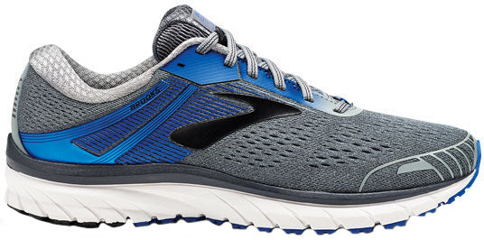 a098c4c9ef472 Brooks Adrenaline GTS 18 - Grey Black Blue