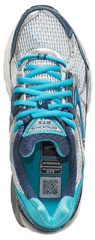 4ea98080f5836 ... Brooks Adrenaline GTS 13 (D) - Dark Denim White Silver