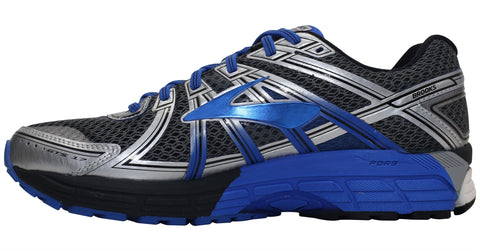 b9f9d11951fba ... Brooks Adrenaline GTS 17 (4E) - Anthracite Electric Brooks Blue Silver  ...