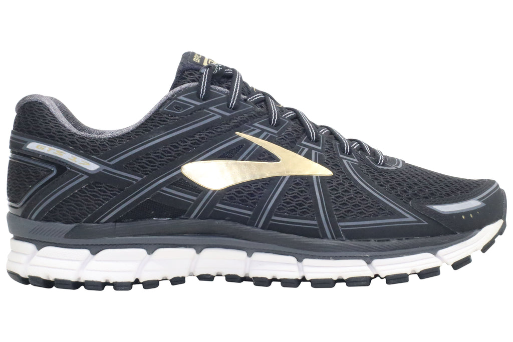 0b73a56e85 Just Sport | Brooks Adrenaline GTS 17 - Black/Anthracite/Gold