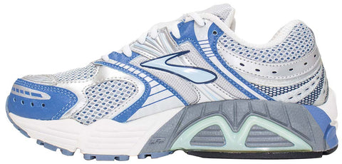 sneakers for cheap 46adc 54f64 Just Sport | Brooks Ariel (D) - Blue/Infinity/Silver