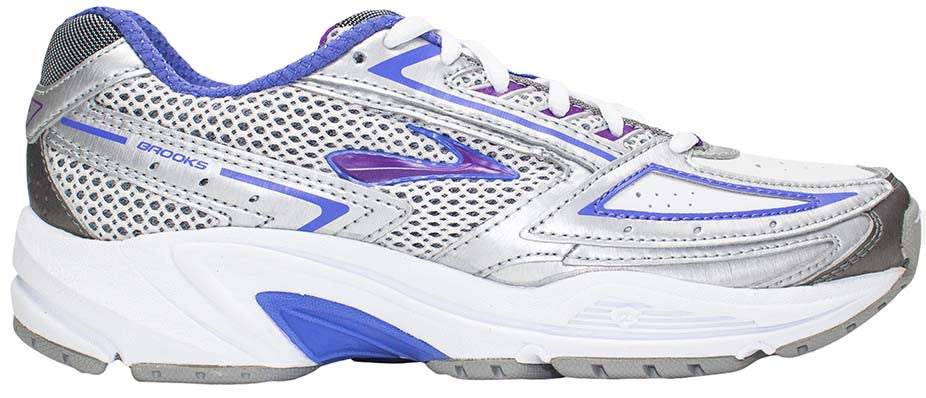 Brooks Contact 3 - Silver/Violet