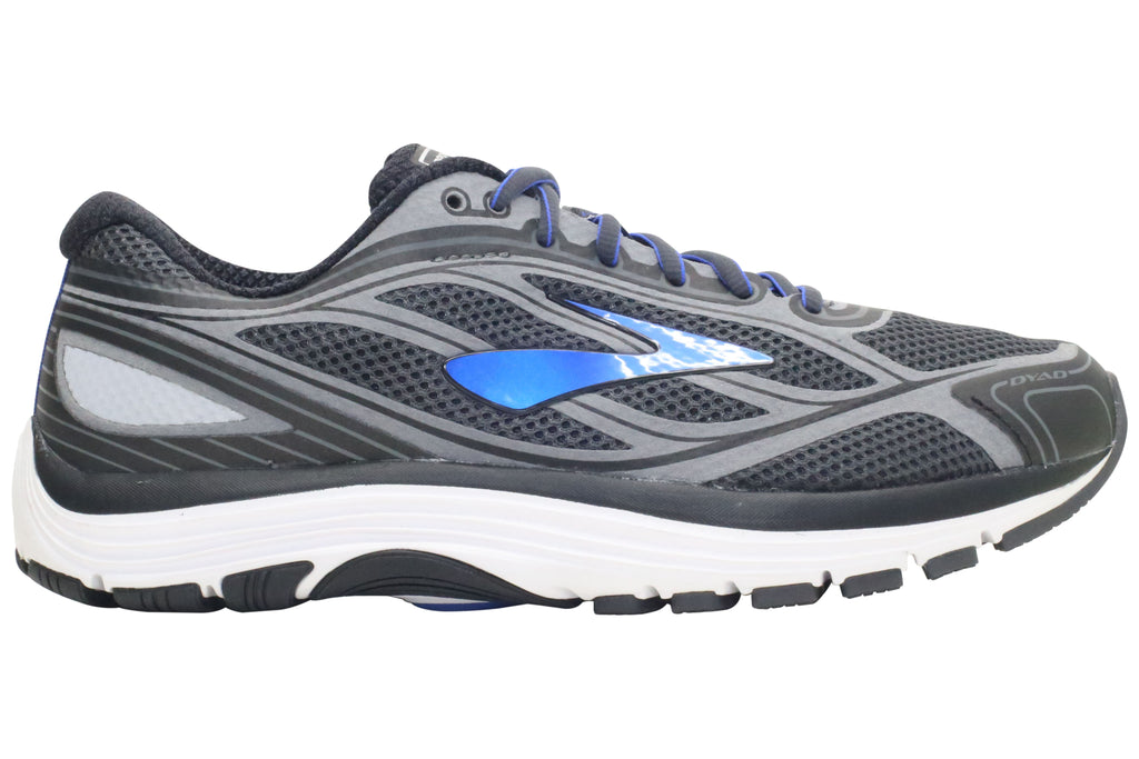 Brooks Dyad 9 (2E) - Ashphalt/Electric Brooks/Black