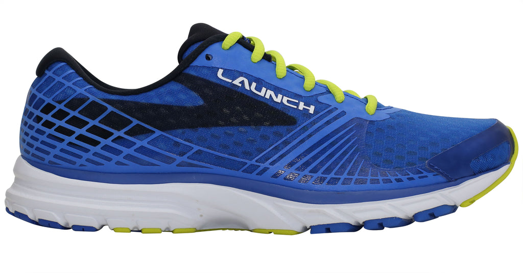 Brooks Launch 3 - Electric Brooks/Limepunch/Black