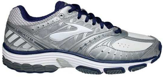 Brooks Liberty 8 - Blueprint/Cool Grey/White