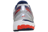 Brooks Liberty 9 - Silver/Orange Com/Medieval Blue