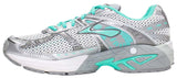 Brooks Maximus XT 8 - Silver/Metallic Mint/Cockatoo