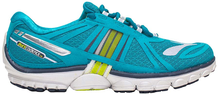 meet 8a23b 577f8 Brooks PureCadence 2 - Teal Blue/Limepunch/Silver