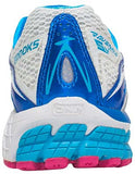 Brooks Ravenna 5 - White/Brilliant Blue