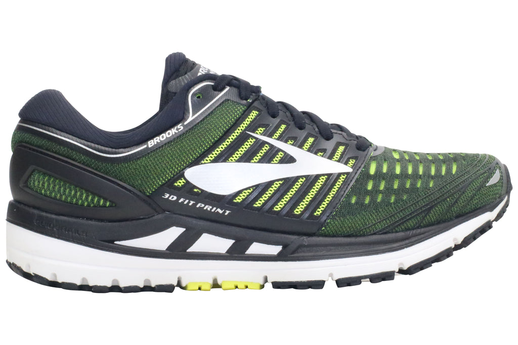 Brooks Transcend 5 - Black/Nightlife/Silver