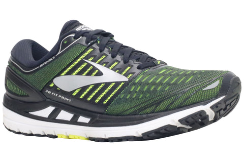 1f14b179defe7 ... Brooks Transcend 5 - Black Nightlife Silver