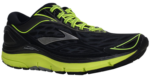 b7f8d7aa8d1a6 ... Brooks Transcend 3 - Metallic Charcoal Black Nightlife