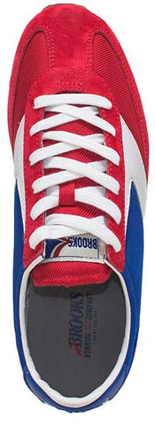 f0e1fbcf846 ... Brooks Vanguard - Flame Red Dazzling Blue White