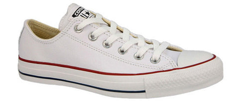 5610b92b513 ... Converse All Star Ox Leather - White ...