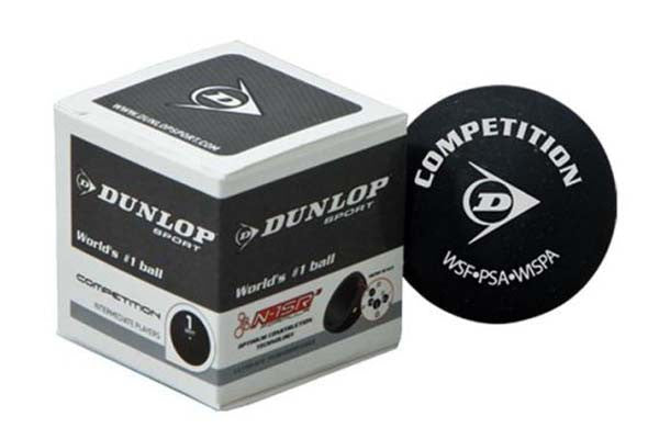 Dunlop Squash Ball - Competition