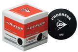 Dunlop Squash Ball - Progress