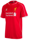 Warrior Liverpool Football Club Home Jersey (Boys)