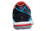Mizuno Wave Hurricane 2 - Atomic Blue/Fiesta/Black