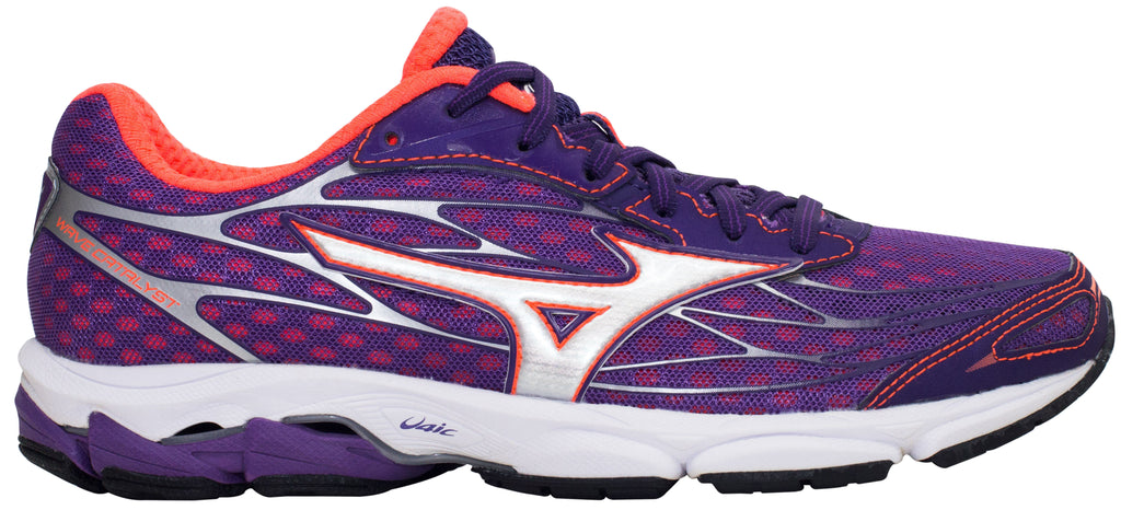 Mizuno Wave Catalyst - Pansy/Pink/Silver