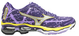 Mizuno Wave Creation 16 - Mulberry Purple/Silver/Bolt