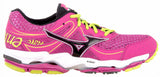 Mizuno Wave Enigma 3 - Pink/Lime Green