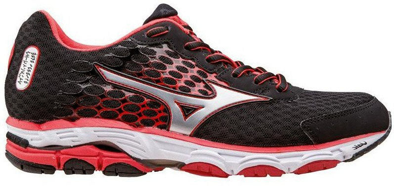 Mizuno Wave Inspire 11 - Black/Red