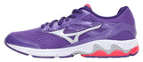 Mizuno Wave Inspire 12 Jr - Royal Purple/Silver/Diva Pink