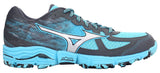 Mizuno Wave Kazan 2 - Blue Atoll/Silver/Dark Shadow