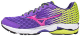 Mizuno Wave Rider 18 - Purple/Yellow