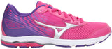 Mizuno Wave Rider 19 Jr - Fuschia/Purple/Silver