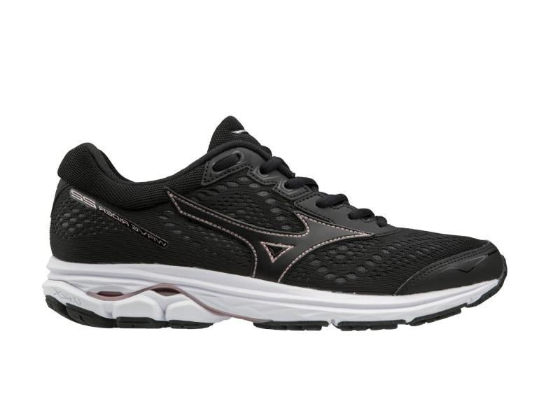 Mizuno - Wave Rider 22 - Black/Rose Gold