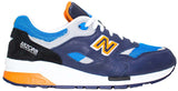 New Balance 1600 - Navy/Blue/Orange