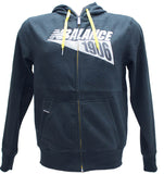 New Balance Full Zip Hoodie - Black